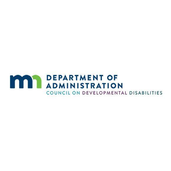 Minnesota Department of Administration Council on Developmental Disabilities logo