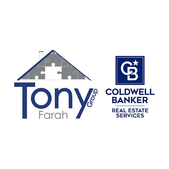 Tony Farah Group with Coldwell Banker Realty logo