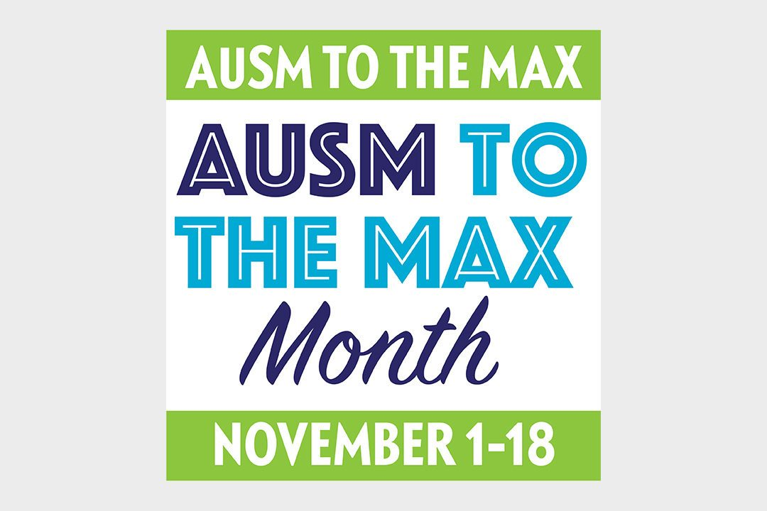 AuSM to the Max Month November 1-18