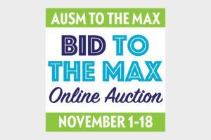 Bid to the Max Online Auction November 1-18